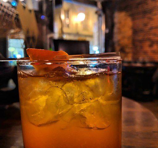 Mangifoco Menu Cocktail
